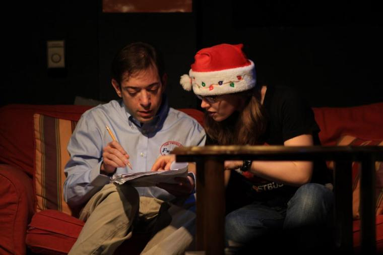 COMMUNITY THEATRE CHRISTMAS / 2012