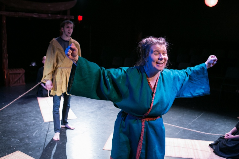 RASHOMON / AMERICAN UNIVERSITY / Photo: C.Stanley Photography